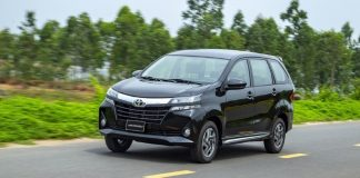 Toyota Avanza 2020 bao nhieu tien