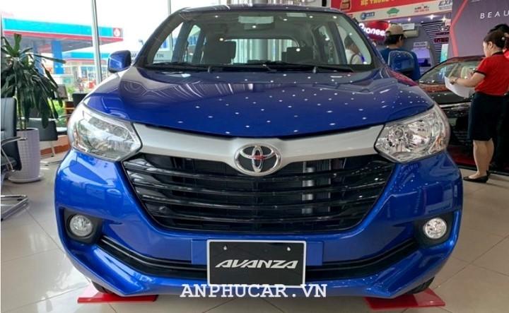 Toyota Avanza 2020 gia xe bao nhieu