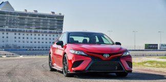 Toyota Camry 2020 van hanh