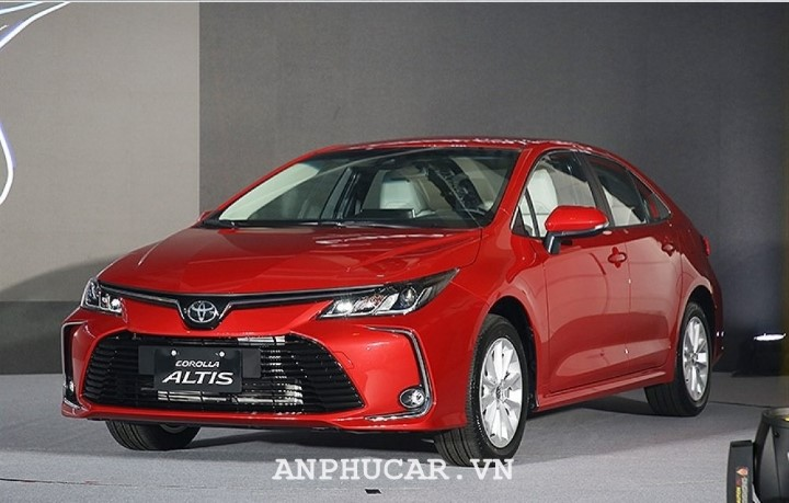 Toyota Corolla Altis 1.8E CVT 2020