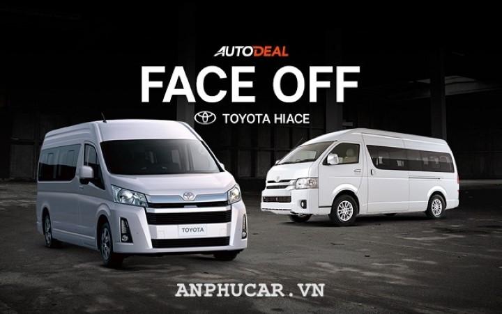 Toyota Hiace 2020 van hanh an tuong