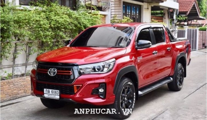 Toyota Hilux 2.8G 4x4 AT 2020