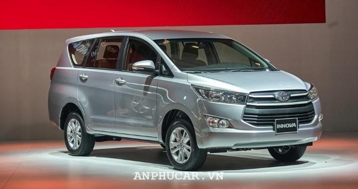 Toyota Innova 2020 bang gia xe