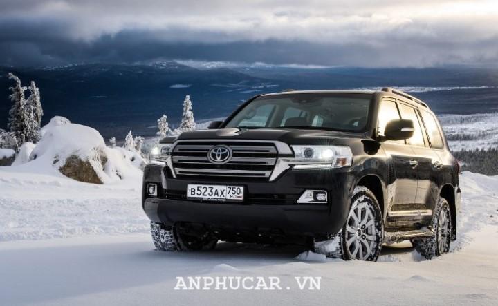 Toyota Land Cruiser 2020 duoc nang cap vuot troi