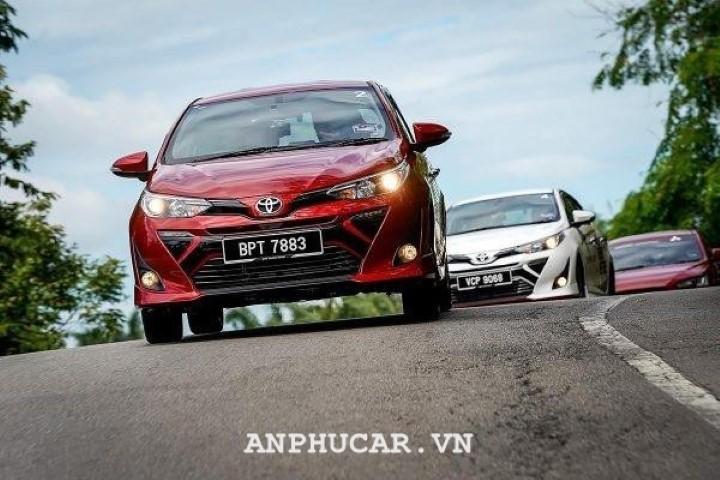 Toyota Vios 1.2L 2020