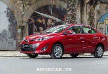 Toyota Vios 1.2L 2020 gia bao nhieu