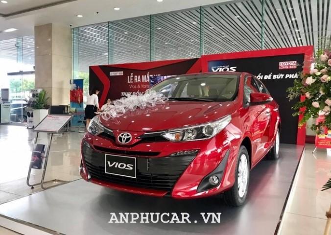 Toyota Vios 1.2L 2020 gia hap dan
