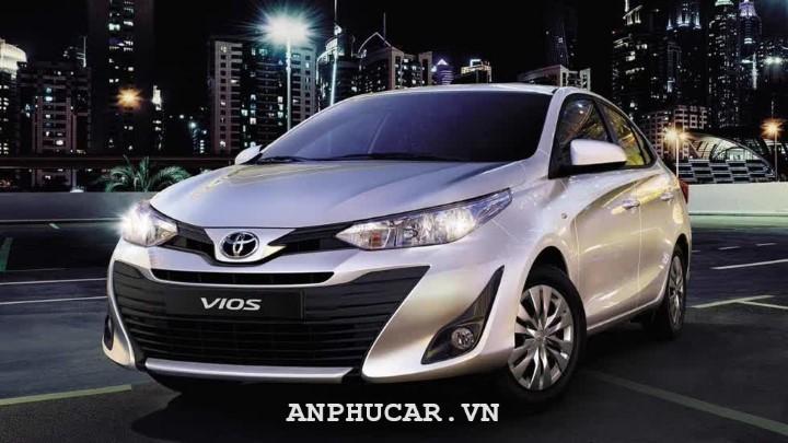 Toyota Vios 1.2L 2020 mua xe