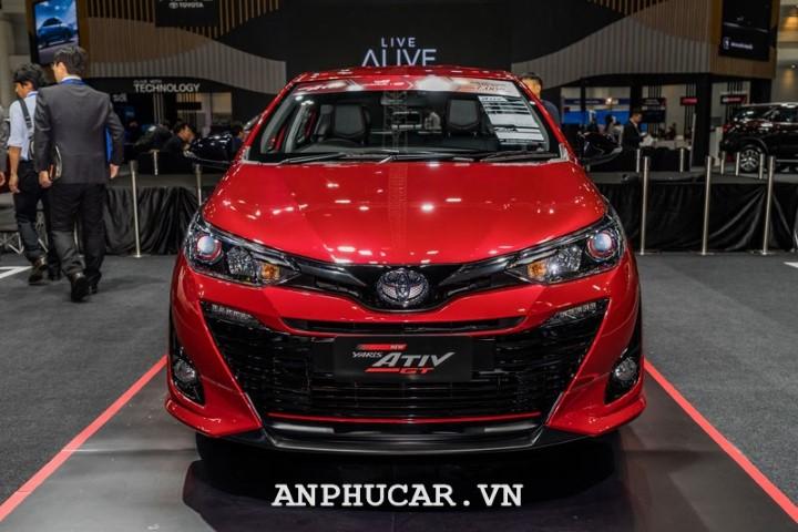 Toyota Vios 1.2L 2020 phien ban an tuong