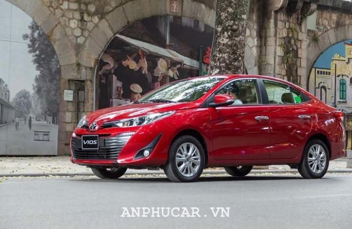 Toyota Vios E MT 2020 gia lan banh
