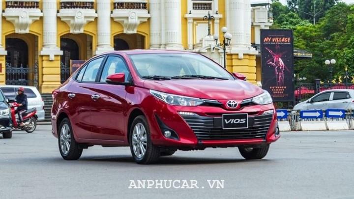 Toyota Vios E MT 2020 gia xe
