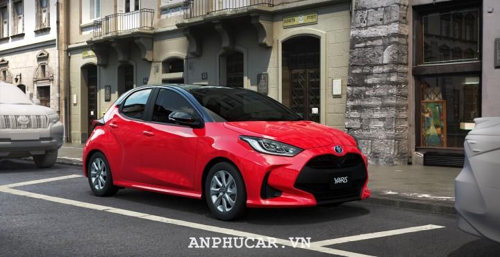 Toyota Yaris 2020 Hatchback gia lan banh bao nhieu