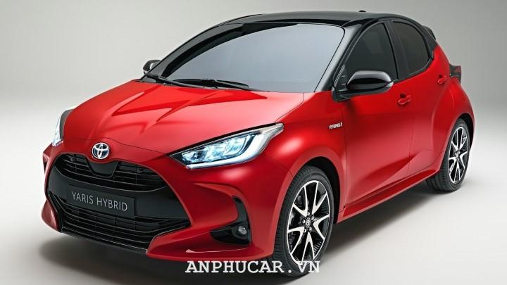 Toyota Yaris 2020 Hatchback gia xe
