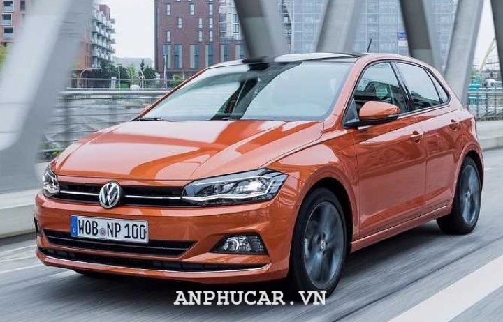 Volkswagen Polo hatchback 2020 thong so