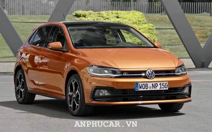 Volkswagen Polo hatchback 2020 van hanh the nao