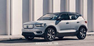 Volvo XC40 2020 thiet ke