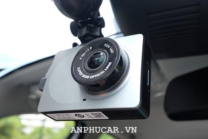 camera hành trình o to Xiaomi gia the nao