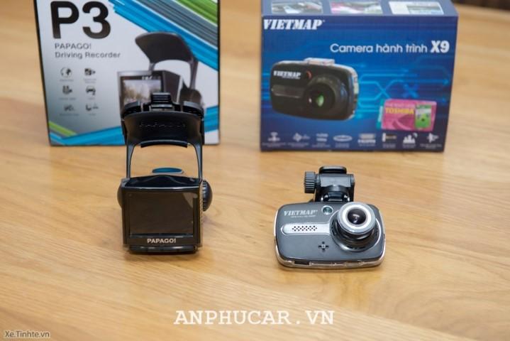 camera hanh trinh Vietmap X9