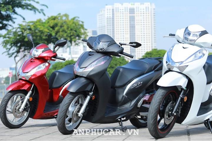 Danh gia Honda SH 2020