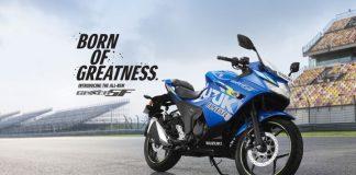 Danh gia Suzuki Gixxer SF 250 2020