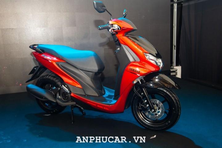 Danh gia xe Yamaha FreeGo 2020
