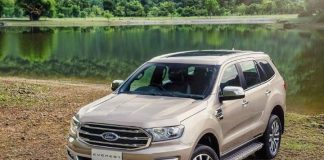 Ford Everest Ambiente 2.0L AT 2020 gia bao nhieu