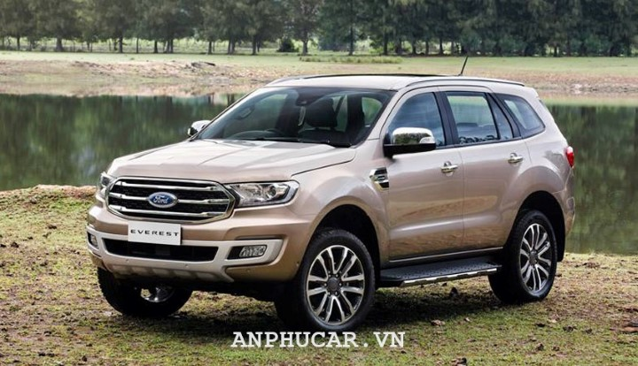 Ford Everest Ambiente 2.0L AT 2020 gia