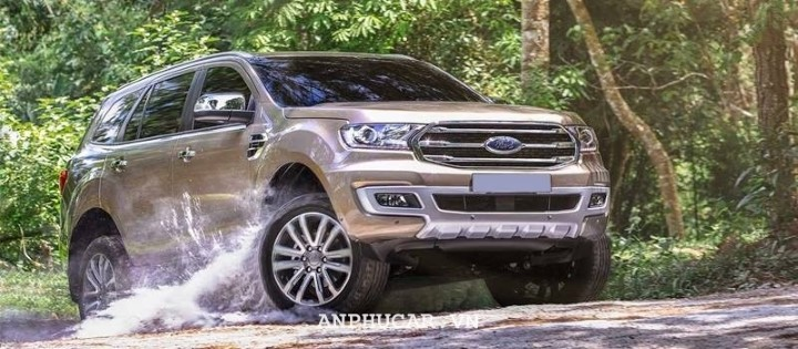 Ford Everest Ambiente 2.0L MT 2020 mua xe