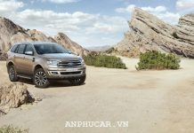 Ford Everest Titanium 2.0L AT 2020 gia lan banh