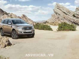 Ford Everest Titanium 2.0L AT 2020 gia lan banh