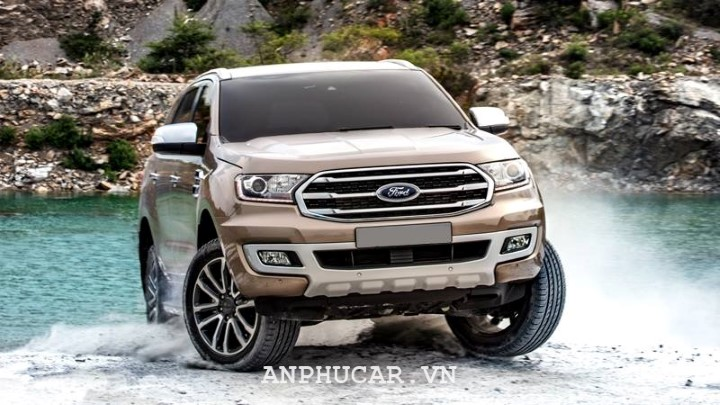 Ford Everest Titanium 2.0L AT 2020