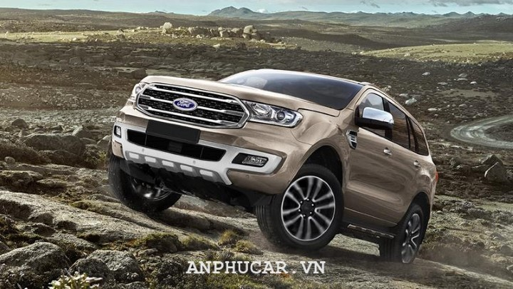 Ford Everest Titanium 2.0L AT 4WD 2020 gia bao nhieu