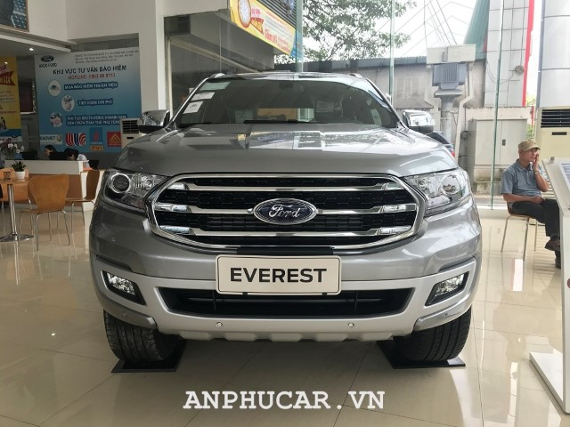 Ford Everest Titanium 2.0L AT 4WD 2020 gia