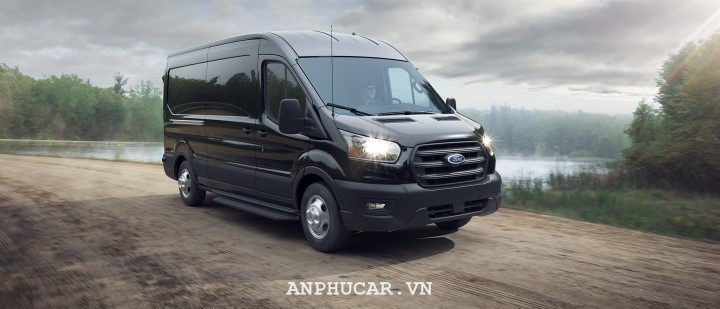 Ford Transit Limited 2020