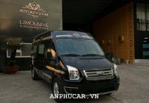 Ford Transit Limousine 2020 mua xe