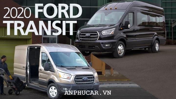 Ford Transit Luxury 202