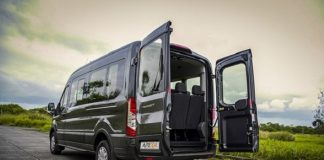 Ford Transit SVP 2020 thong so