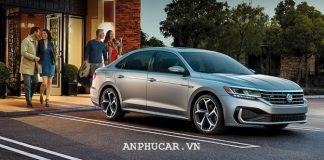 Gia lan banh Volkswagen Passat 2020