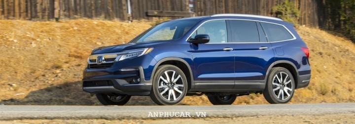 Honda Pilot 2020 mau SUV noi bat trong phan khuc