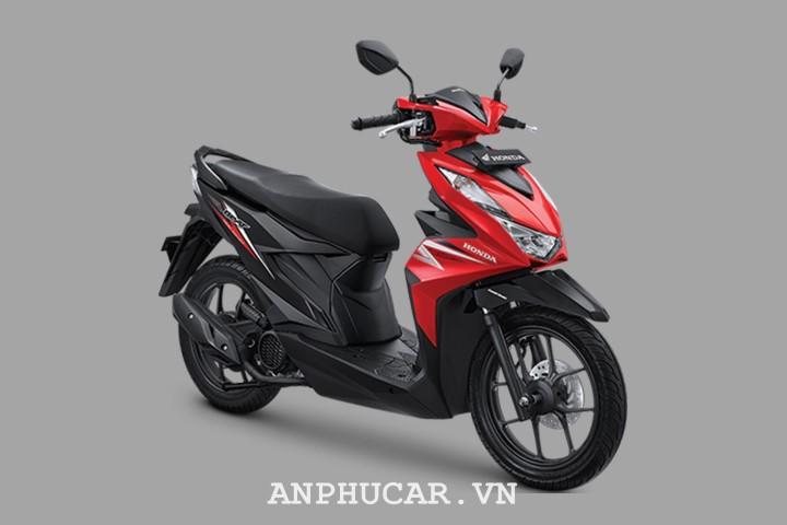Honda beAT 110 2020 bao lau ve Viet Nam