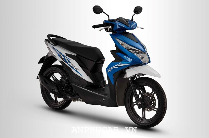 Honda beAT 110 2020 danh gia chi tiet