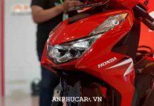 Honda beAT 110 2020 thiet ke hap dan