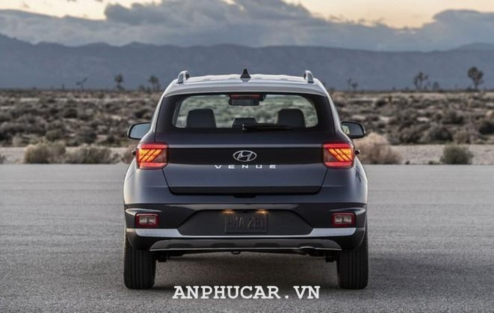 Hyundai Venue 2020 gia xe bao nhieu