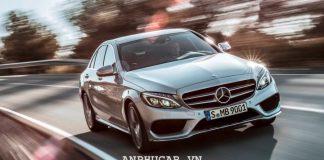 Danh gia Mercedes-Benz C200 2020