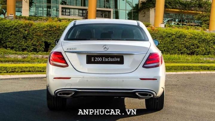 Mercedes-Benz E200 Exclusive 2020 gia bao nhieu