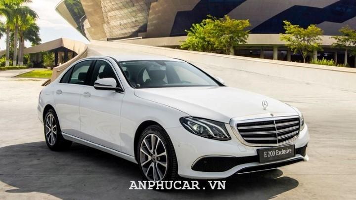Mercedes-Benz E200 Exclusive 2020 sang trong