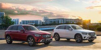 Mercedes-Benz GLC 200 4Matic gia ban an tuong