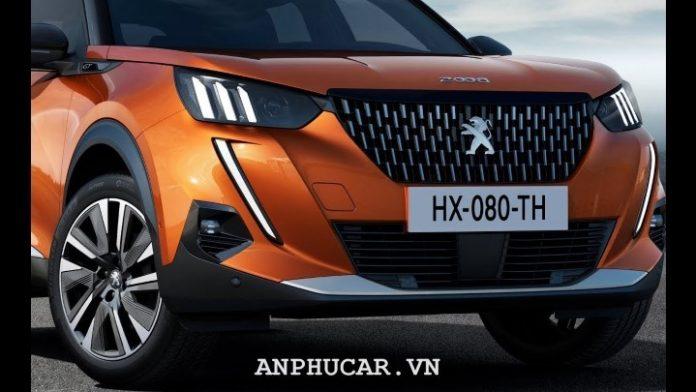 Peugeot 3008 2020 tinh te trong tung chi tiet thiet ke