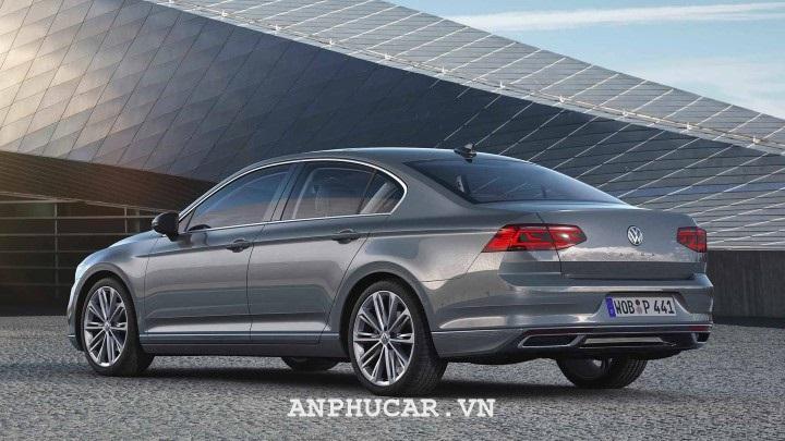Thiet ke Volkswagen Passat 2020 an tuong