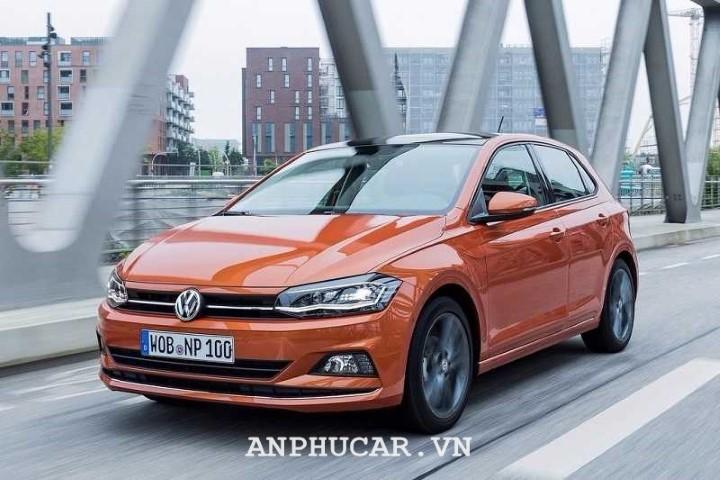 Volkswagen Polo 2020 gia bao nhieu